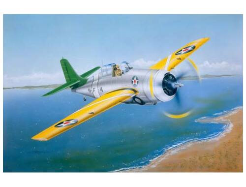 Trumpeter Grumman F4F- 3 Wildcat (Early) 1:32 (2255)