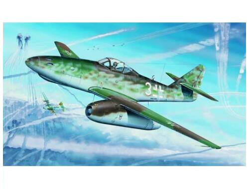 Trumpeter Messerschmitt Me 262 A-1a Heavy Armament (with R4M Rocket) 1:32 (02260)