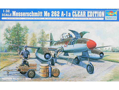 Trumpeter Messerschmitt Me 262 A-1a 1:32 (02261)