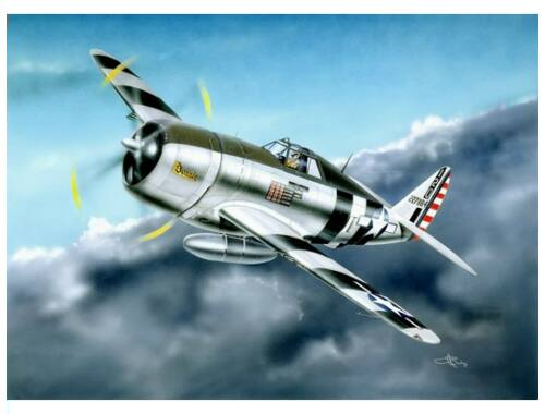 Trumpeter P-47D Razorback Fighter 1:32 (02262)