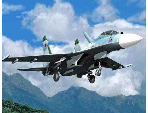 Trumpeter Su-27UB Flanker-C 1:32 (02270)