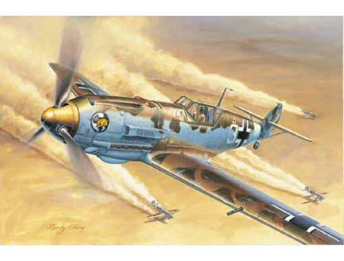 Trumpeter Messerschmitt Bf 109E-4/Trop 1:32 (02290)