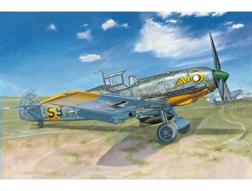 Trumpeter Messerschmitt Bf 109E-7 1:32 (02291)
