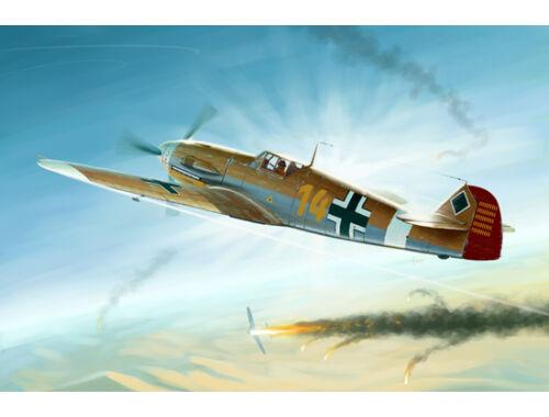 Trumpeter Messerschmitt Bf 109F-4/Trop 1:32 (2293)