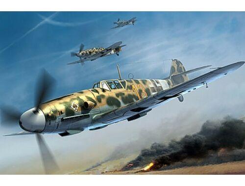 Trumpeter Messerschmitt Bf 109G-2/Trop 1:32 (2295)