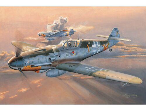 Trumpeter Messerschmitt Bf 109G-6 (Early) 1:32 (02296)