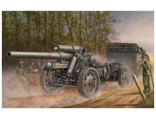 Trumpeter German 15cm s.FH 18 Field Howitzer 1:35 (02304)