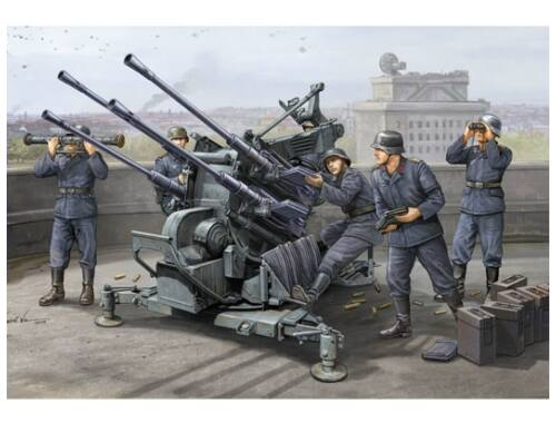 Trumpeter FLAK 38 (German 2.0cm anti-aircraft guns 1:35 (2309)