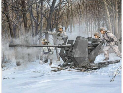 Trumpeter FLAK 37 (German 3.7cm anti-aircraft gun) 1:35 (02310)