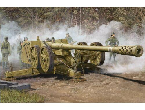 Trumpeter German 128mm Pak44 (Rhien) 1:35 (02312)
