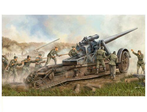 Trumpeter German 17cm Kanone 18 Heavy Gun 1:35 (02313)