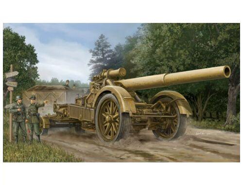 Trumpeter German 21cm Morser 18 Heavy Artillery 1:35 (02314)
