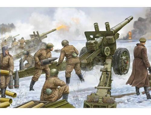 Trumpeter Soviet 152mm Howitzer-gun M1937 (ML-20) 1:35 (02315)