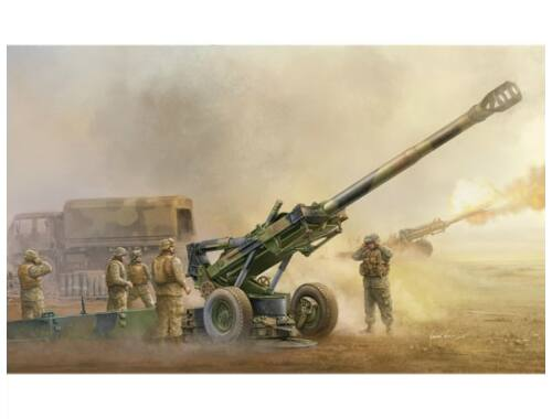 Trumpeter M198 Medium Towed Howitzer late 1:35 (02319)