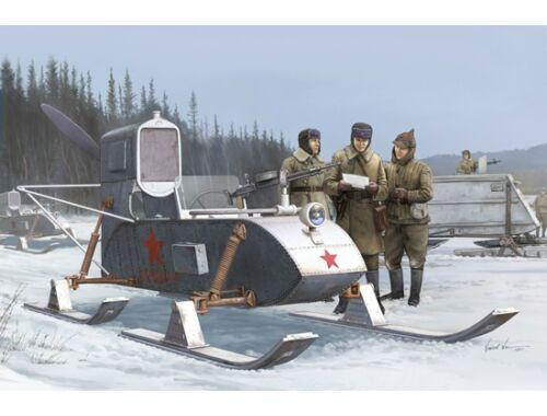 Trumpeter Soviet Aerosan RF-8 1:35 (02322)