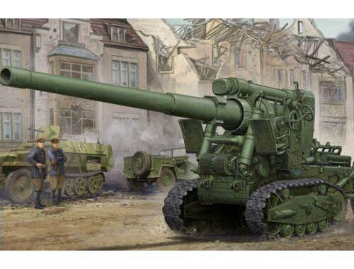 Trumpeter Soviet Br-2 152mm Gun M1935 1:35 (2338)