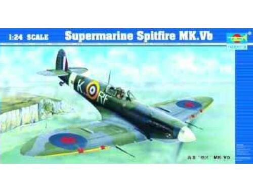 Trumpeter Supermarine Spitfire Mk. Vb 1:24 (02403)