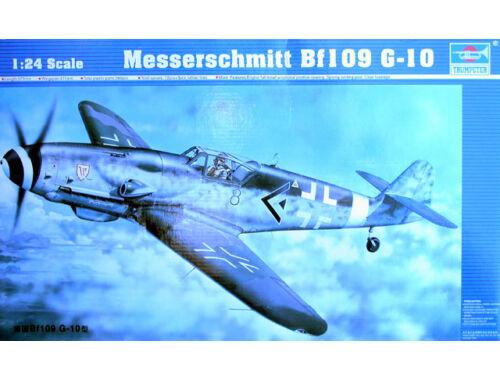 Trumpeter Messerschmitt Bf 109 G-10 1:24 (02409)