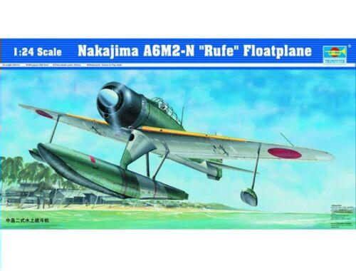 Trumpeter Nakajima A6M2-N ''Rufe'' 1:24 (2410)