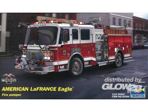 Trumpeter American LaFrance Eagle Fire Pumper 2002 1:25 (2506)