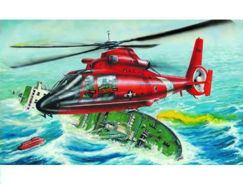 Trumpeter Aerospatiale HH-65A Dolphin 1:48 (02801)