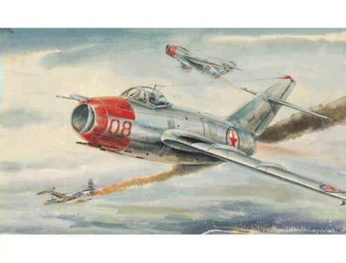 Trumpeter MiG-15 bis Fagot 1:48 (02806)