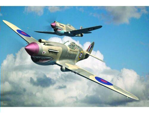 Trumpeter Curtiss P-40 B Warhawk 1:48 (02807)