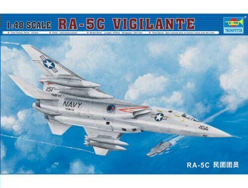 Trumpeter North American RA-5C Vigilante 1:48 (02809)