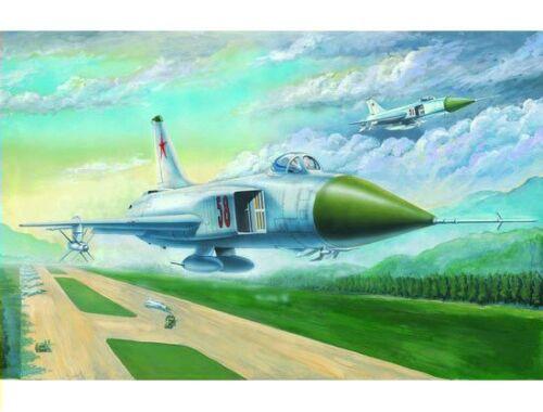 Trumpeter Sukhoi Su-15 A Flagon A 1:48 (02810)