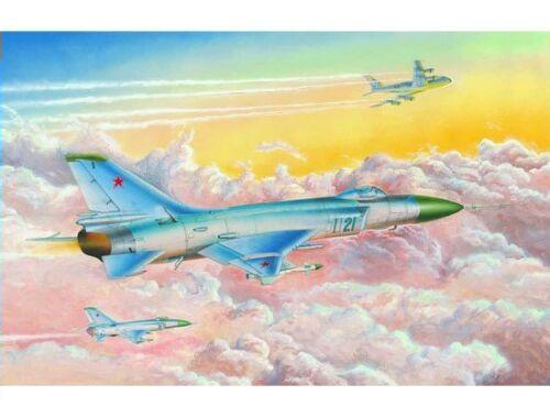 Trumpeter Sukhoi Su-15 TM Flagon F 1:48 (2811)