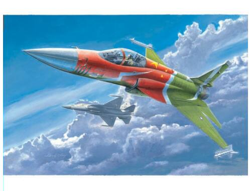 Trumpeter PLAAF FC-1 Fierce Dragon (Pakistani JF-17 Thunder) 1:48 (2815)