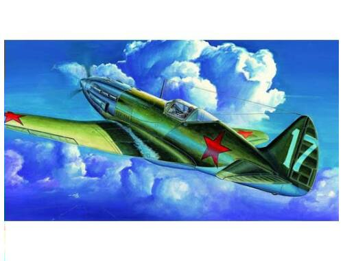 Trumpeter Soviet MiG-3 Early Version 1:48 (2830)