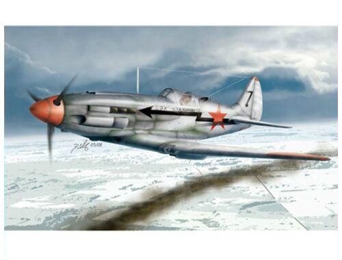 Trumpeter Soviet MiG-3 Late Version 1:48 (2831)