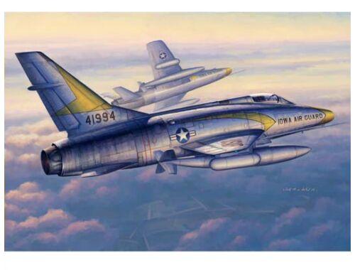 Trumpeter F-100C Super Sabre 1:48 (02838)