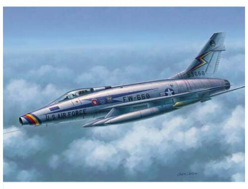 Trumpeter F-100D Super Sabre 1:48 (02839)