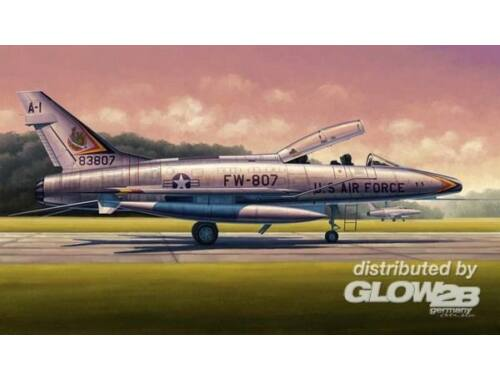 Trumpeter F-100F Super Sabre 1:48 (02840)