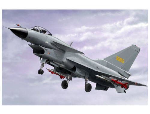 Trumpeter PLAAF J-10A Vigorous Dragon 1:48 (2841)
