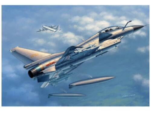 Trumpeter PLAAF J-10S Vigorous Dragon 1:48 (2842)