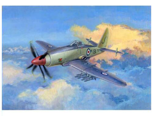 Trumpeter Wyvern S.4 Early Version 1:48 (2843)