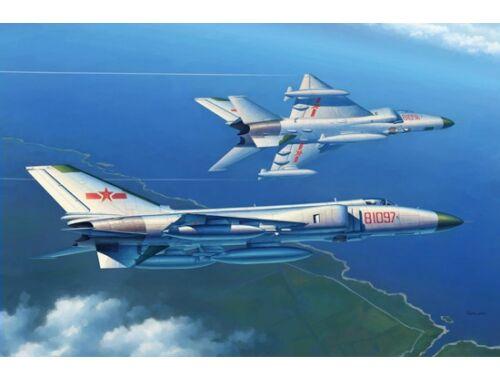 Trumpeter PLA J-8IIB fighter 1:48 (02845)