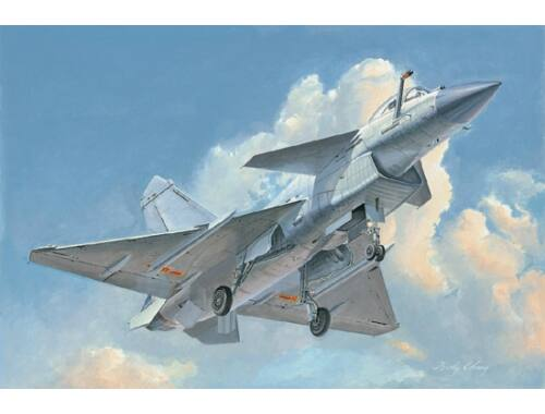 Trumpeter PLAAF J-10B Vigorous Dragon 1:48 (02848)