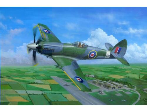 Trumpeter Supermarine Spiteful F.MK.14 Fighter 1:48 (02850)