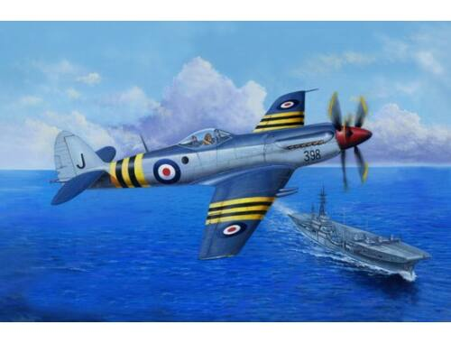 Trumpeter Supermarine Seafang F.MK.32 Fighter 1:48 (02851)