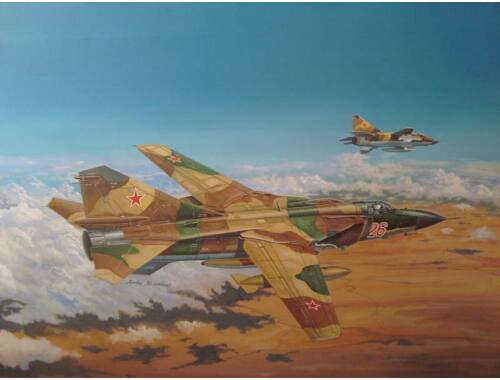 Trumpeter Russian MIG-23ML Flogger-G 1:48 (02855)