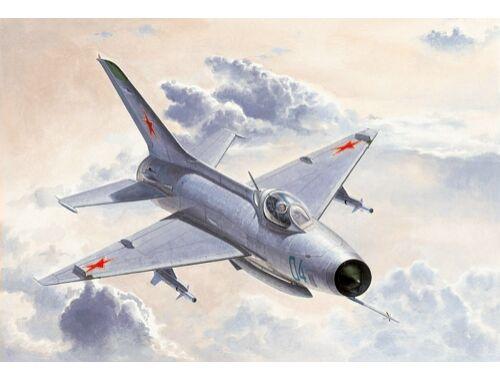 Trumpeter MiG-21 F-13/J-7 Fighter 1:48 (02858)
