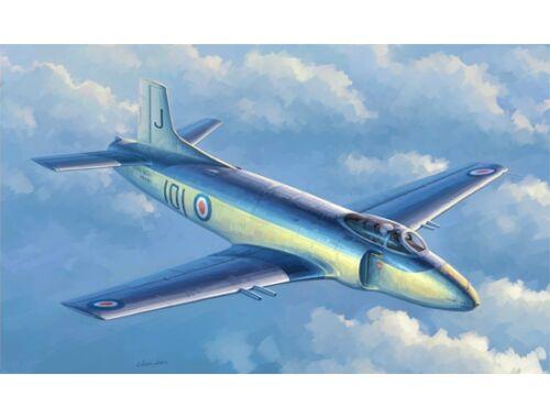 Trumpeter Supermarine Attacker F.1 Fighter 1:48 (02866)