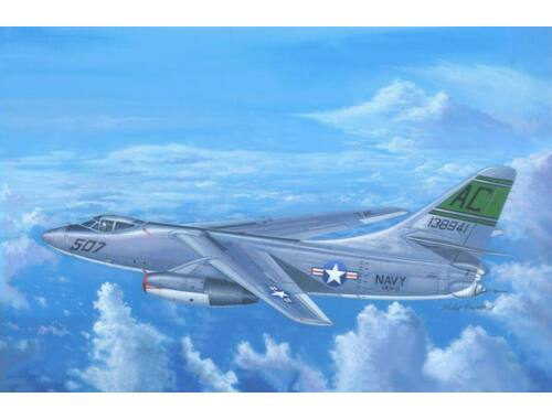 Trumpeter A-3D-2 Skywarrior Strategic Bomber 1:48 (2868)