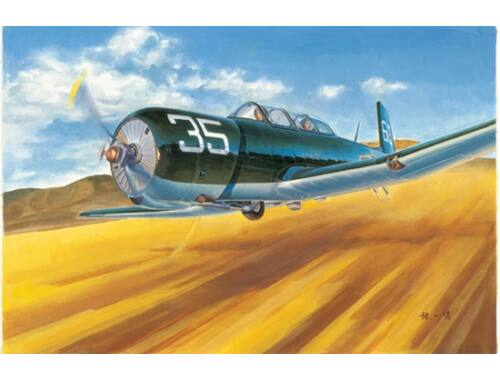 Trumpeter China Nanchang CJ-6 1:48 (02887)