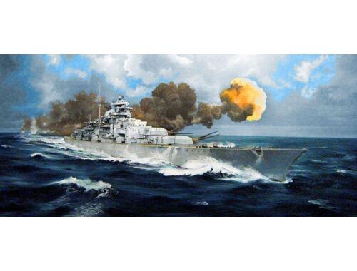 Trumpeter Bismarck 1:200 (03702)
