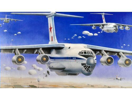 Trumpeter Iljushin IL-76 Candid Transport 1:144 (3901)